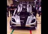 Leaked: Koenigsegg One:1 Photos