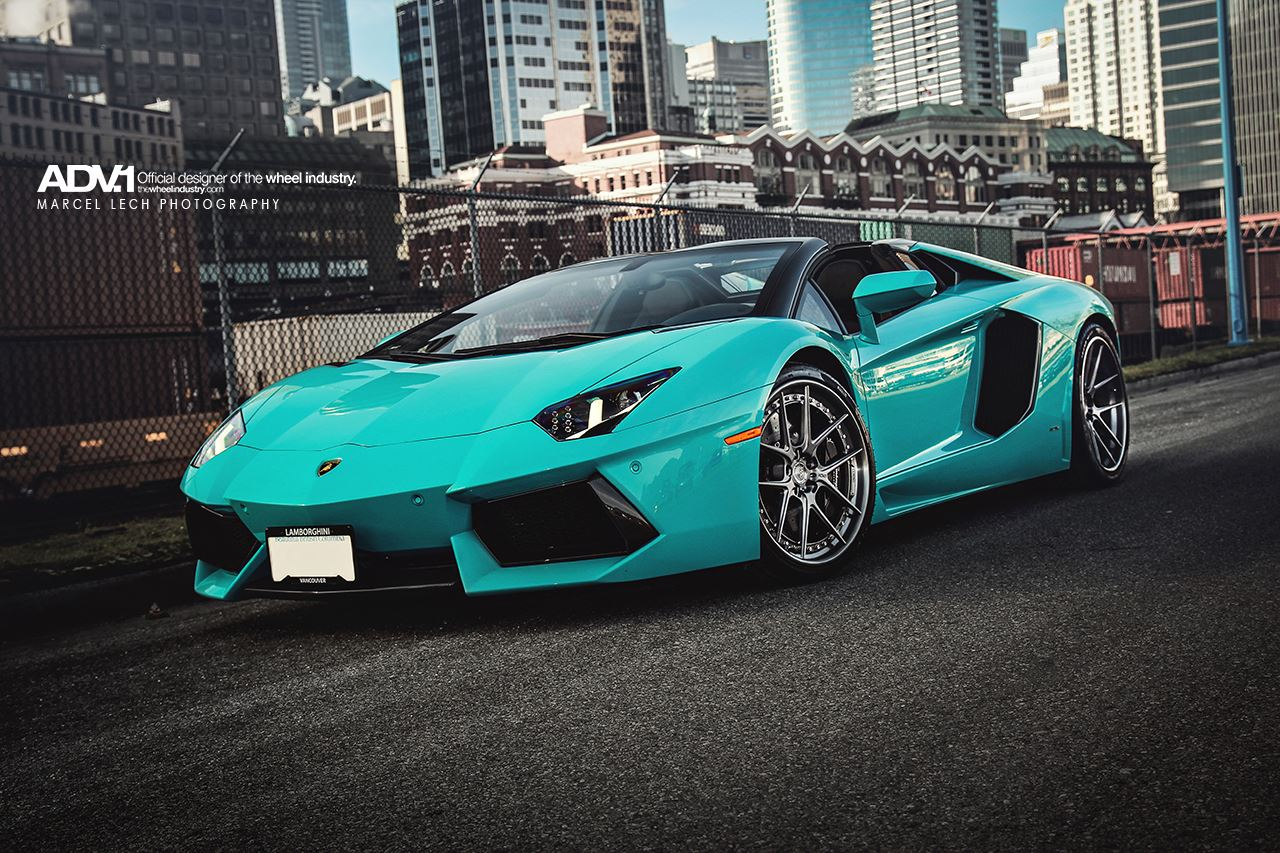 2013 Lamborghini Aventador Lp 700 4 Roadster Front Photo