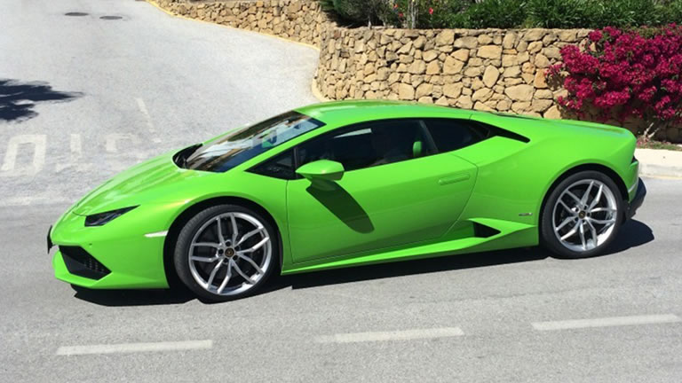 lamborghini huracan crashes at 200 mph in hungary w video. Black Bedroom Furniture Sets. Home Design Ideas