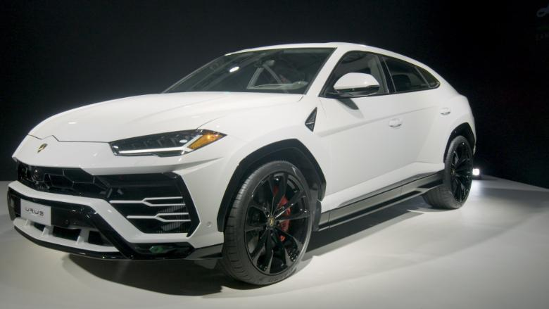 Will Lamborghini Build An Suv Smaller Than The Urus Side Photo
