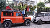 Billionaire Wants To Build A Modern Land Rover Defender Dubbed Projekt Grenadier