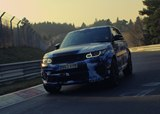 Range Rover Sport SVR is Fastest Production SUV On Nordschleife [w/ video]