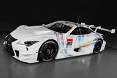 Lexus Just Transformed Their Stunning LC500 Coupe Into A Super GT Racer