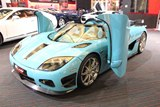 Famous Light Blue Koenigsegg CCXR for Sale [w/ video]