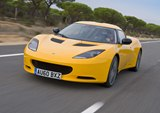 Lotus Evora to be Withdrawn from Sale in U.S.