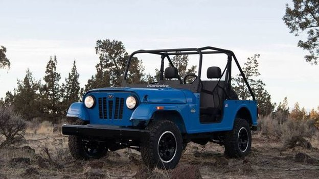 FCA Seeks to Stop Jeep-Like Mahindra Roxor 4x4 in the U.S.