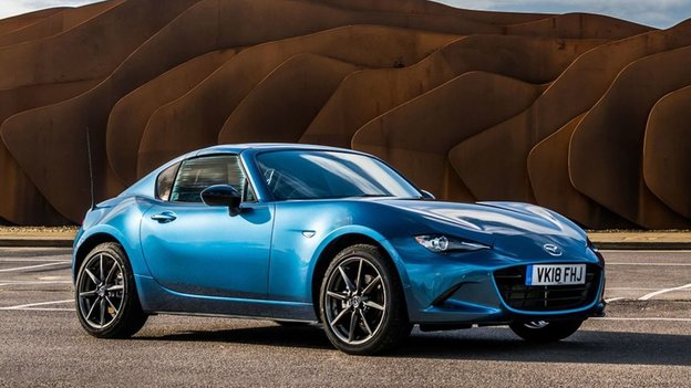 The More Powerful Mazda Miata We've Dreamt About Is Coming