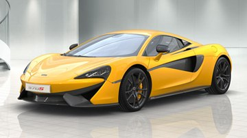 McLaren Launches Online Configurator for 570S