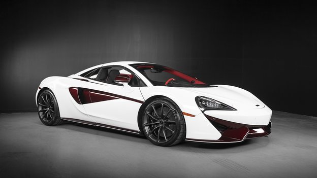 McLaren Reveals Canada-Only 570S Spider Limited Edition