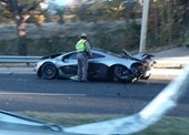 First McLaren P1 Involved in Serious Crash [updates]