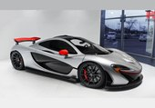 Spotted: McLaren P1 MSO Inspired by McLaren Formula 1 Team