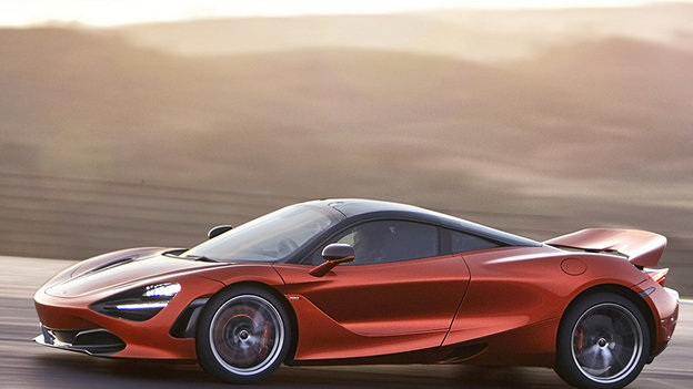 McLaren is committed to not building an SUV