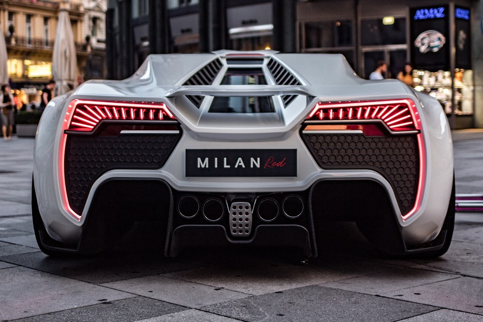 Milan Red: Here Are New Photos Of Austria's 1,306HP Koenigsegg Rival