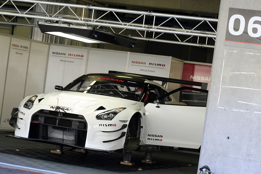 Photo Gallery: 2014 Nissan GT R Nismo GT3 Race Car