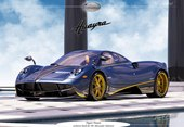 Unique Pagani Huayra 730 S Previewed