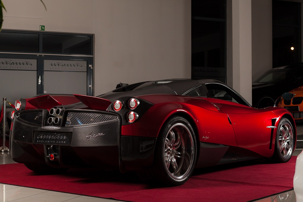 2013 Pagani Huayra for Sale at Amian Cars - rear photo ...