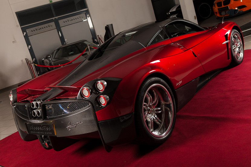 pagani huayra for sale