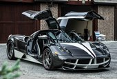 """1 of 1 of 1"" Pagani Huayra Delivered to US"