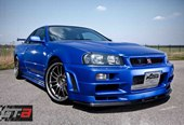 Paul Walker's Furious Nissan Skyline for Sale, Again [w/ video]