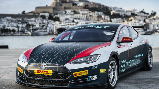 Electric GT - The Tesla Race Series