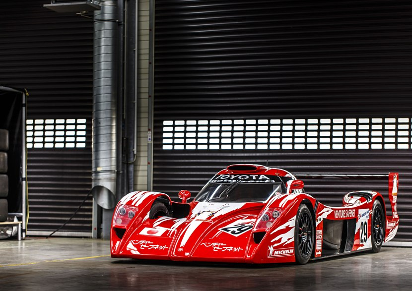 Toyota Racing Cars Front Photo Toyota Ts020 1998