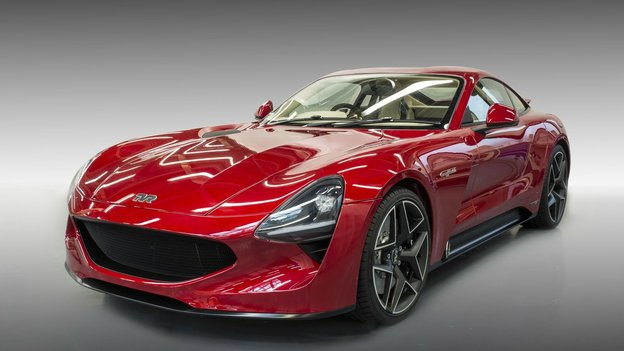TVR, a British automaker got investment from Welsh government