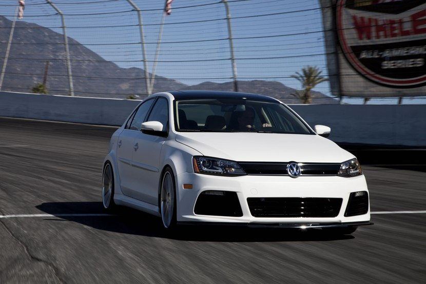 2014 Volkswagen Jetta TSI by FMS Automotive - front photo, Candy White color, size 2048 x 1365 ...