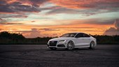 Audi RS7 Sunset