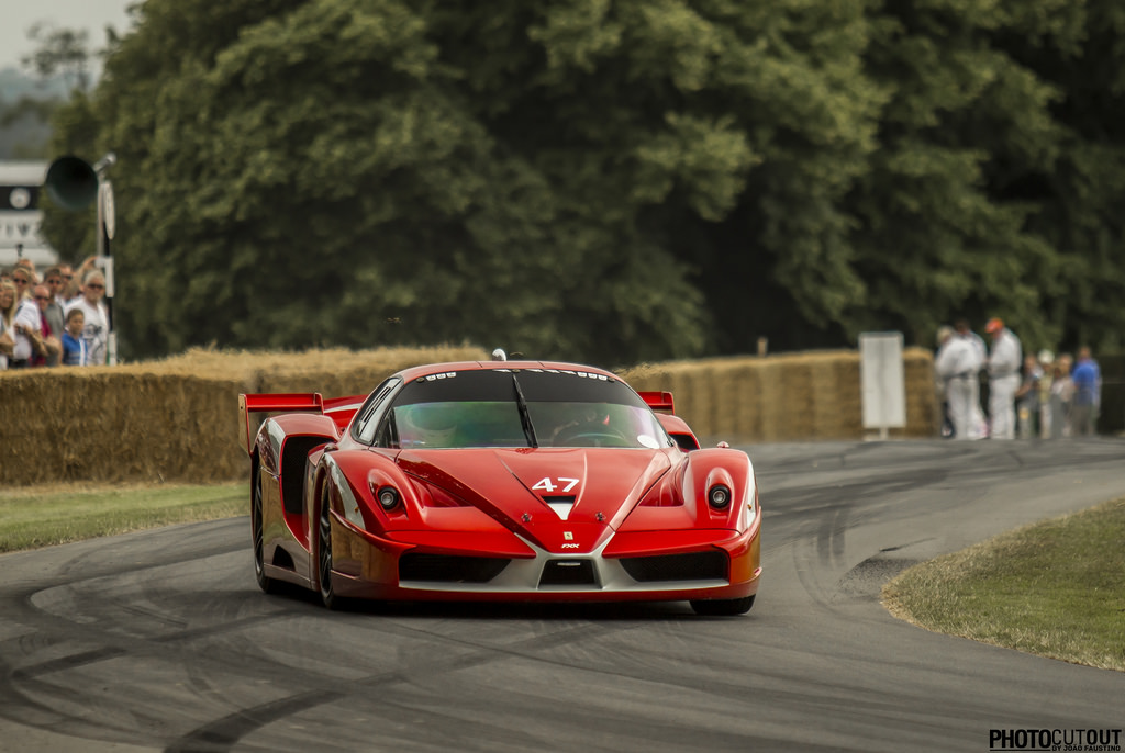 Ferrari Fxx At 2015 Goodwood Fos 47 Front View