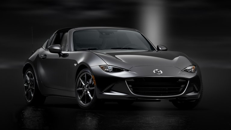 New Mazda MX-5 RF Aka The Retractable Fastback