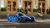 Radical RXC in Front of Casino in Monte Carlo