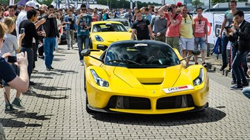 Ferrari LaFerrari at Supercar Sunday