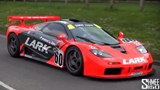 Huge Number of Supercars at 2014 Goodwood Supercar Sunday