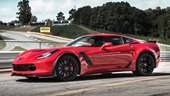 Chevrolet Corvette Z06 is Top Gear's Muscle Car of the Year