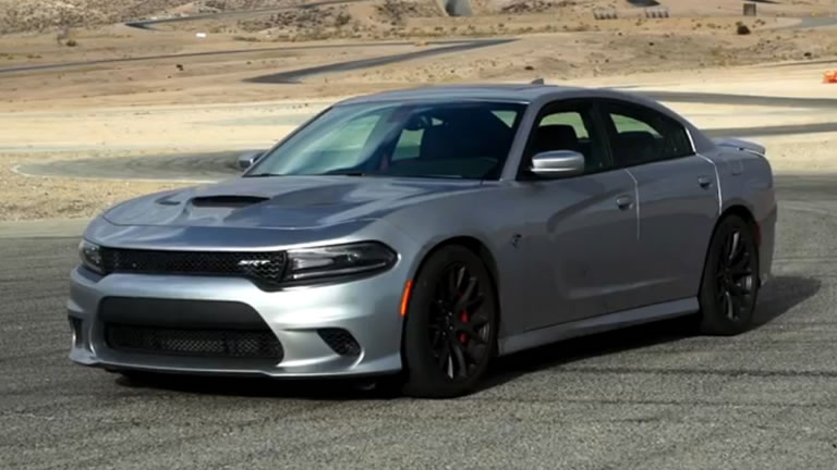 Video Dodge Charger Srt Hellcat Reviewed In Detail By