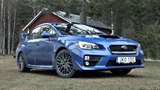 evo Reviews Subaru WRX STI