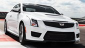 BMW M3's Newest Competitor: Cadillac ATS-V Sedan