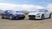 2016 Jaguar F-Type Coupe R vs. 2016 Mercedes-AMG GT S