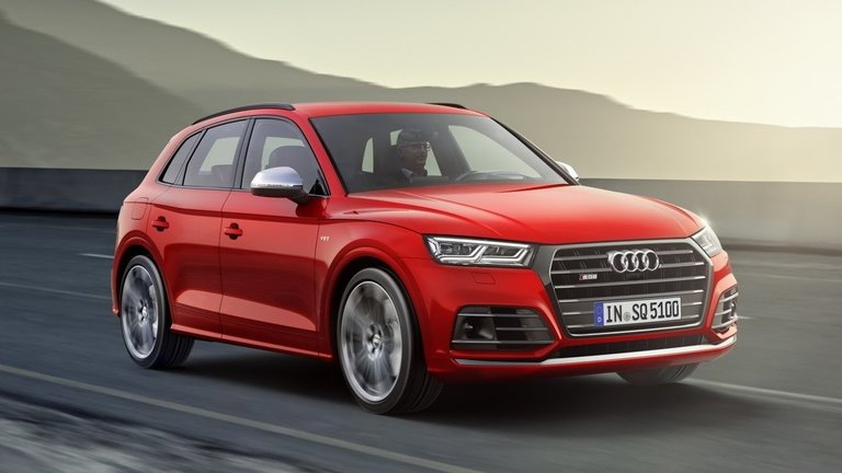 Sporty 2018 Audi SQ5 Has All The Premium SUV Bases Covered