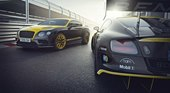 New Continental 24 Limited Edition Celebrates Bentley's Return To The Nurburgring 24h