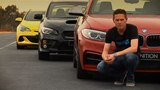 Shootout: BMW M235i Coupe vs. Opel Astra OPC vs. Impreza WRX STI
