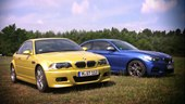 BMW M235i Coupe vs. BMW M3 E46