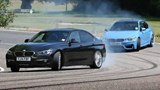 BMW M3 vs. Alpina B3