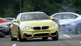 BMW M4 Coupe Initiation