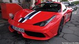 Sights and Sounds: Ferrari 458 Speciale and Porsche 911 GT3
