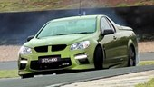 Chris Harris Drives 576-horsepower HSV Maloo GTS Pick-Up