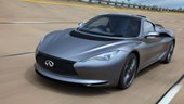 Infiniti Emerg-e Hybrid Super Car