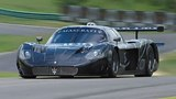 Maserati MC12 GT1 Tears Up the Track in Virginia