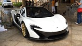 Special McLaren P1 MSO Delivered to Malaysian Royalty