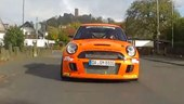 MINI JWC Becomes Fastest Street-Legal FWD Car on Nurburgring